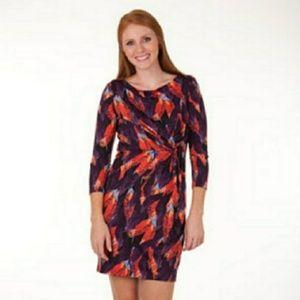 Dresses & Skirts - 🆕 MARILYN MULTI FEATHER DRESS